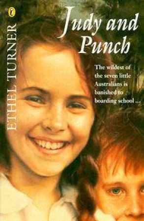 Judy And Punch by Ethel Turner