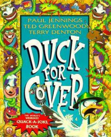 Duck for Cover by Paul Jennings