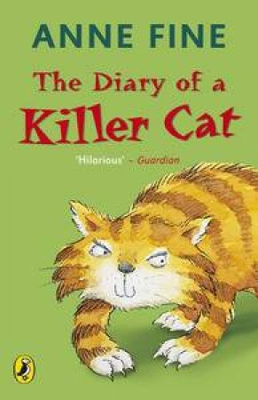 Diary of a Killer Cat by Anne Fine