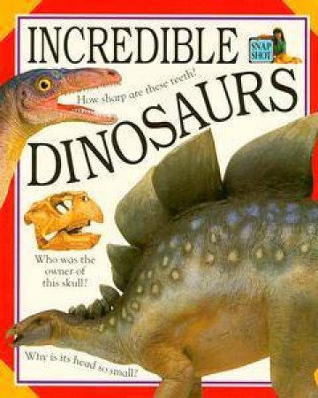 Words & Pictures: Incredible Dinosaurs by Various