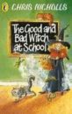 Young Puffin Storybook: The Good And Bad Witch At School by Chris Nicholls
