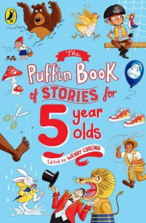 Young Puffin: Stories For Five-Year-Olds by Wendy Cooling