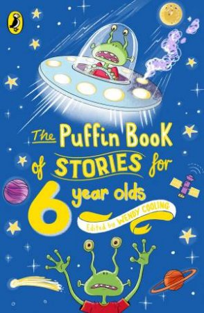 Young Puffin: Stories For Six-Year-Olds by Wendy Cooling