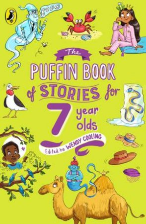 Young Puffin: Stories For Seven-Year-Olds by Wendy Cooling