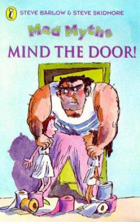 Puffin Surfers: Mind The Door! by Steve Skidmore & Steve Barlow