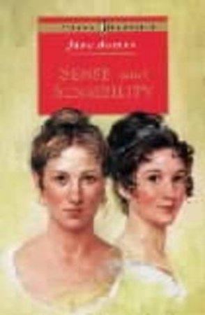 Puffin Classics Sense & Sensibility by Jane Austen