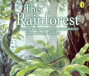 The Rainforest by Jane Bowring