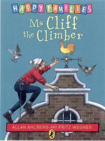 Happy Families: Ms Cliff The Climber by Allan Ahlberg