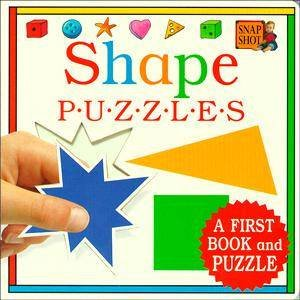 Puzzle Book: Shape Puzzles by Various