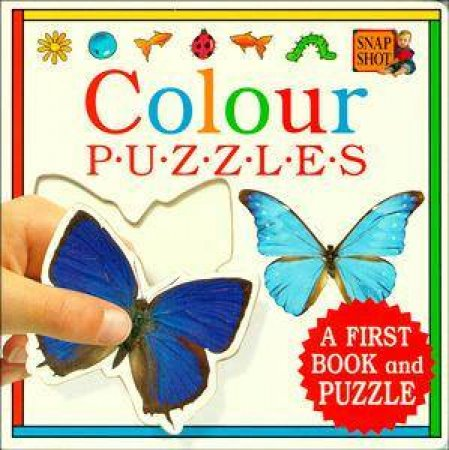 Puzzle Book: Colour Puzzles by Various