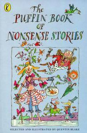 The Puffin Book Of Nonsense Stories by Various