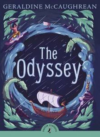 Puffin Classics: The Odyssey by Homer