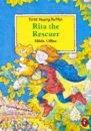 first Young Puffin: Rita The Rescuer by Hilda Offen