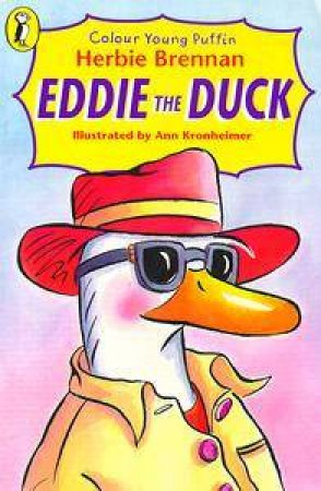 Colour Young Puffin: Eddie the Duck by Herbie Brennan