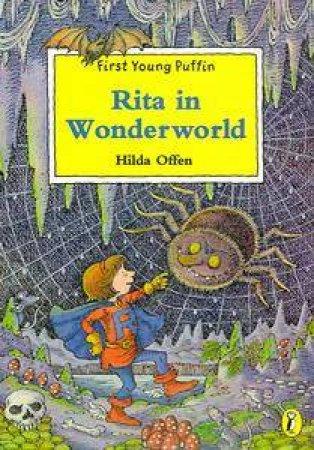 First Young Puffin: Rita In Wonderworld by Hilda Offen