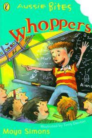 Aussie Bites: Whoppers by Moya Simons