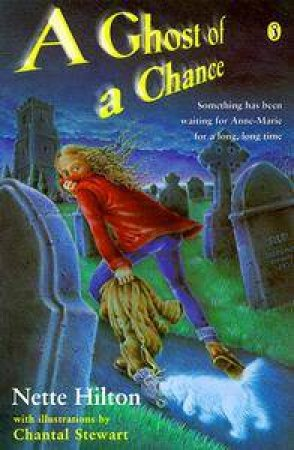 A Ghost of a Chance by Nette Hilton