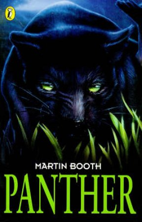 The Panther by Martin Booth