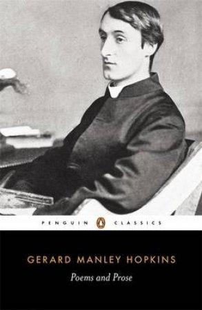 Penguin Classics: Poems & Prose by Gerard Manley Hopkins