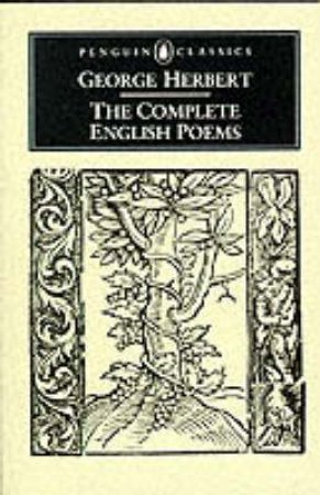 Penguin Classics: The Complete English Poems by George Herbert