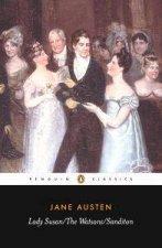 Penguin Classics Lady Susan The Watsons Sanditon