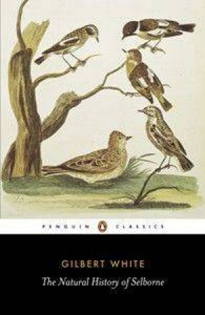 Penguin Classics: The Natural History of Selborne by Gilbert White