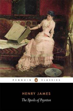 Penguin Classics: The Spoils of Poynton