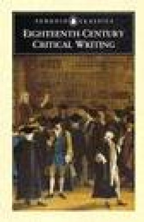 Penguin Classics: Augustan Critical Writing by David Womersley