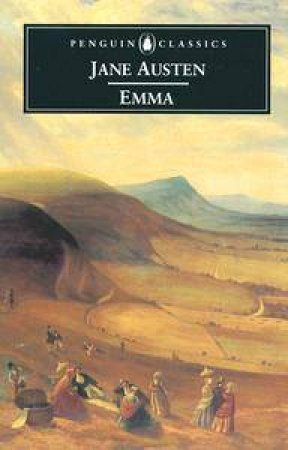 Penguin Classics: Emma by Jane Austen
