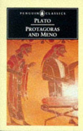 Penguin Classics: Protagoras/Meno by Plato
