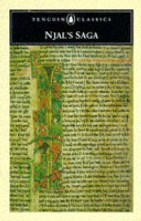 Penguin Classics: Njal's Saga by Magnus Magnusson