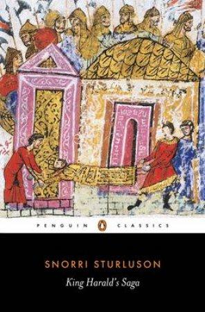 Penguin Classics: King Harald's Saga by Snorri Sturluson