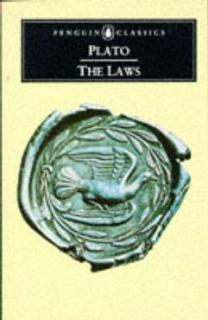Penguin Classics: The Laws Of Plato by Plato