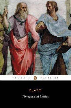 Penguin Classics: Timaeus & Critias by Plato