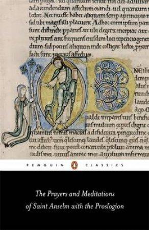 Penguin Classics: The Prayers & Meditations by St Anselm