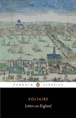 Penguin Classics: Letters on England by Francois-Maric Voltaire