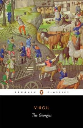 Penguin Classics: The Georgics by Virgil