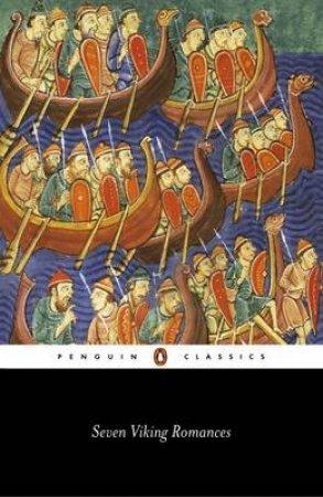 Penguin Classics: Seven Viking Romances by Hermann Palsson