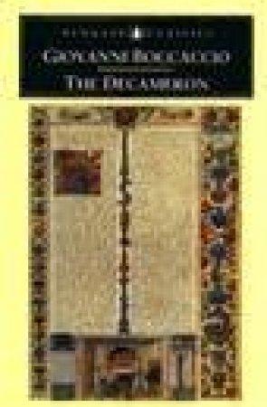 Penguin Classics: The Decameron by Giovanni Boccaccio