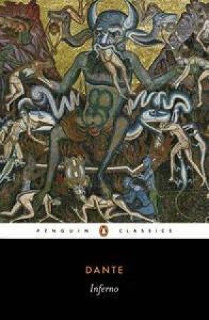 Penguin Classics: Inferno  by Dante Alighieri