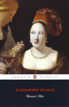 The Women's War by Alexandre Dumas