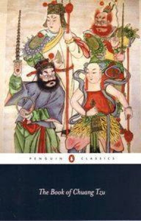 Penguin Classics: The Book Of Chuang Tzu by Martin Palmer