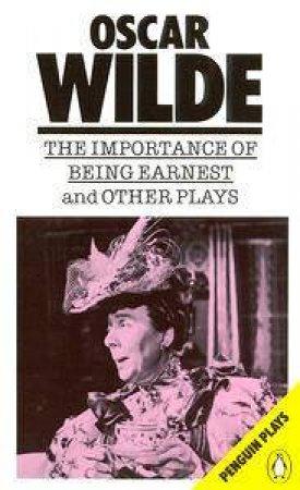 Wilde Plays by Oscar Wilde