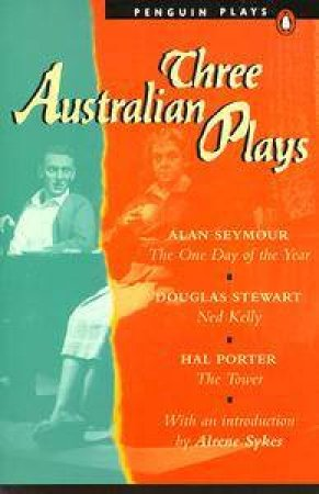 Three Australian Plays by Various