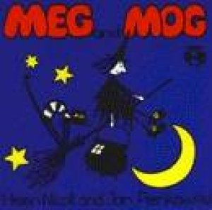 Meg & Mog by Helen Nicoll