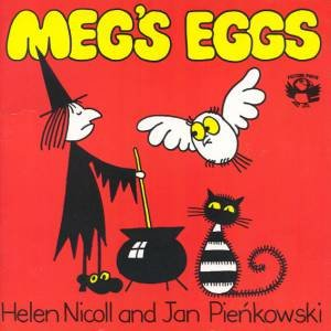 Meg's Eggs by Helen Nicoll