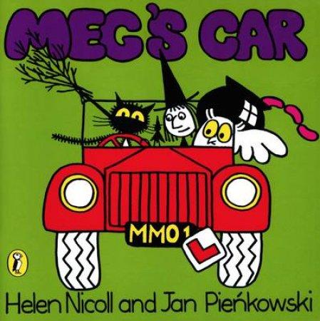 Meg's Car by Helen Nicoll