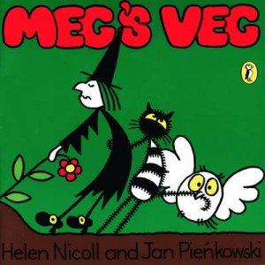 Meg's Veg by Helen Nicoll