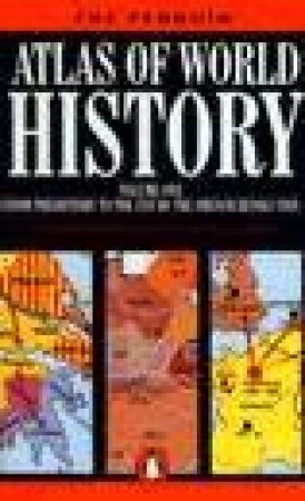 Atlas Of World History Volume 1 by Hermann Kinder