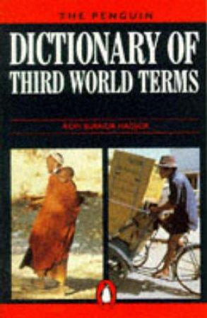 A Dictionary Of Third World Terms by Kofi Buenor Hadjor